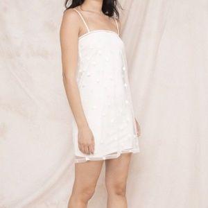 CHEEKI SLIP DRESS BY EGGIE